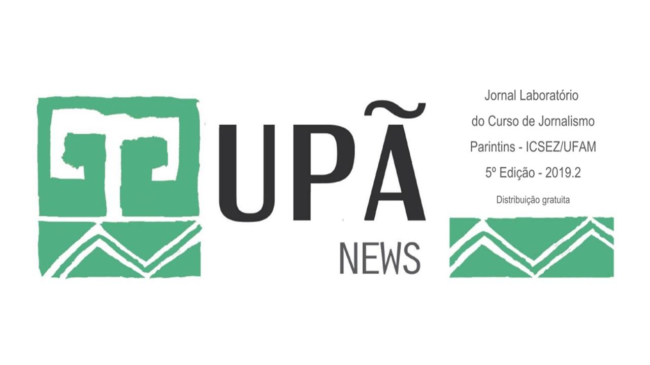 Alunos do curso de Comunicação Social – Jornalismo da Ufam Parintins exercitam a prática do jornalismo impresso.